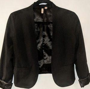 Black blazer womens size medium